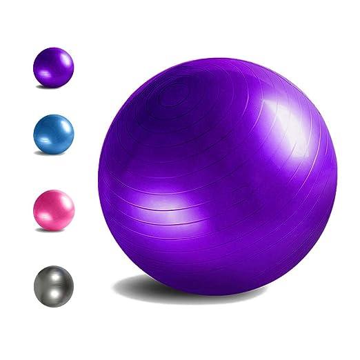 Monthyue Balón De Ejercicio, Anti-explosión Accesorios De Fitness ...
