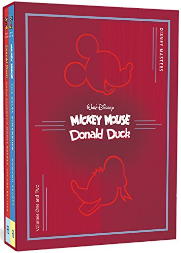 Disney Masters Collector's Box Set #1 (Vol. 1)  (Walt Disney's Mickey Mouse)