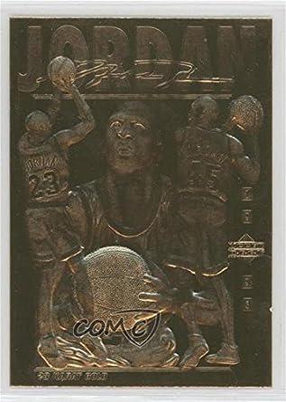 3a61836801aa5 Amazon.com: Michael Jordan #/50,000 (Basketball Card) 1995 Upper ...