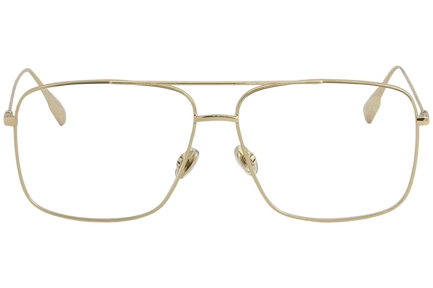 f305fd6434 Amazon.com  Christian Dior Eyeglasses Women s DiorStellaireO3 J5G Gold  Optical Frame 57mm  Clothing
