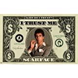 Scarface Money New 24x36 Poster