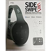 TopOne iHip Side Swipe Bluetooth Headphones New in Box Black
