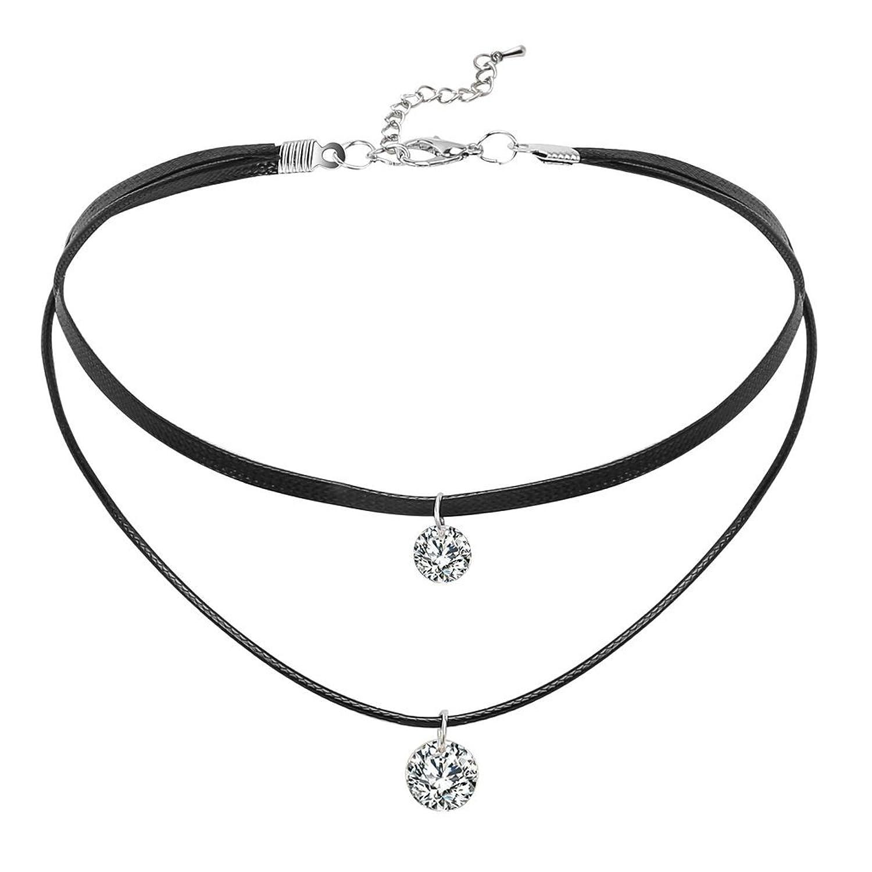 Tolle Halsband Halskette Galerie - Elektrische Schaltplan-Ideen ...