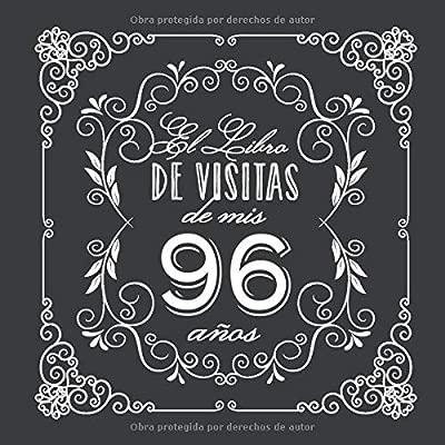 El Libro de Visitas de mis 96 años: Decoración vintage para ...