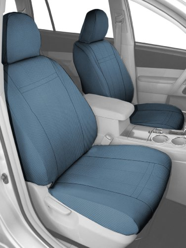 Caltrend Front Row Bucket Custom Fit Seat Cover for Selec...