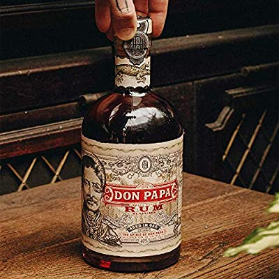 Don papa rum - colore ambra, versione senza astuccio - 700 ml 950079