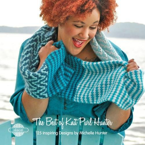 Skacel The Best of Knit Purl Hunter Book Best of Knit Purl Hunter by Skacel