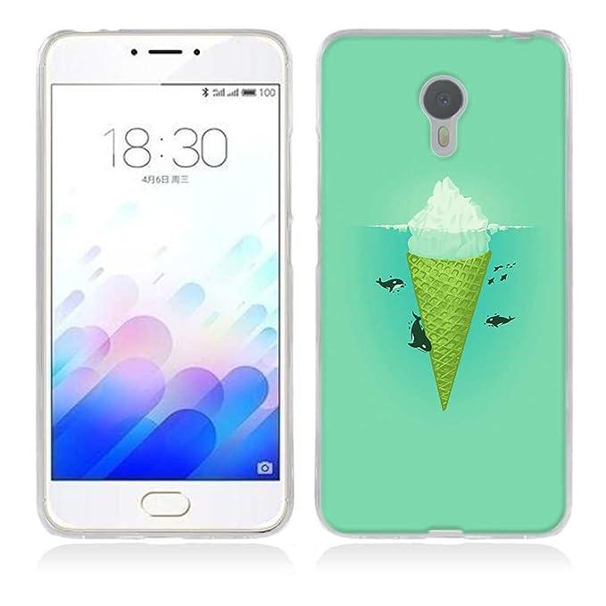 4 opinioni per FUBAODA Meizu Meilan M3 Note/Blue Charm Note 3 Cover, Alta qualità Cartone