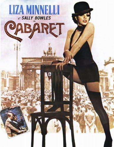 Liza Minnelli Michael York B USA NEW Cabaret Movie POSTER 27 x 40 Joel Grey