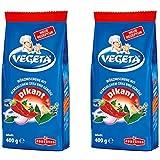 2x Vegeta Sparpack Würzmischung mit gemahlenen Chili und Gemüse 400g scharf