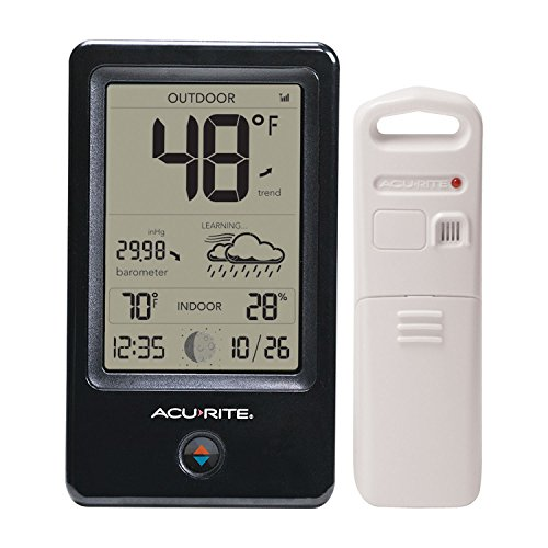 AcuRite Weather Temperature Humidity Forecast