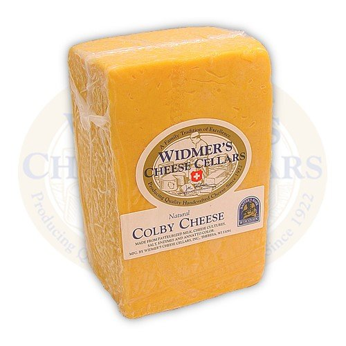 (igourmet Authentic Wisconsin Colby by Widmers Cheese Cellars (7.5 ounce))