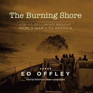 The Burning Shore Audiobook