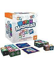 FoxMind Match Madness Pattern Matching Puzzle Game,2 players