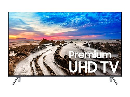 "Samsung UN65MU800DFXZA 4K Ultra HD Smart LED TV, Black, 65"" (Certified Refurbished)"