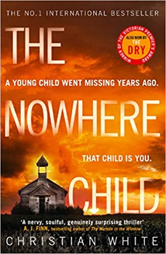 The Nowhere Child Book Cover