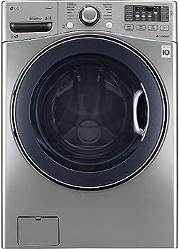 LG TurboWash 4.5 Cu Ft 12-Cycle Front Loading Washer
