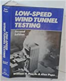img - for Low-Speed Wind Tunnel Testing, 2nd edition book / textbook / text book
