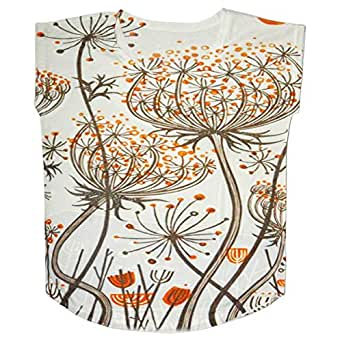 S.E.S-Fashion Collection Blouse For Women - Free Size, Multi Color