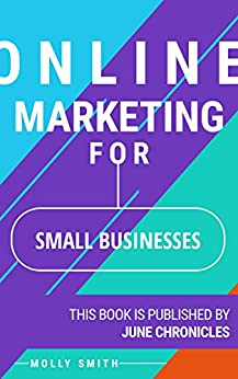 Online Marketing Small Businesses marketing ebook product image