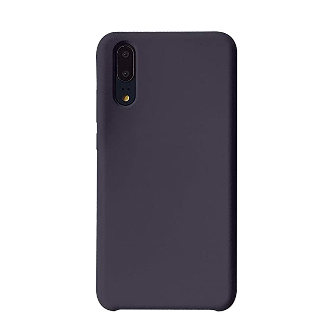 Amazon.com: Huawei P20 Lite/20 Pro Case Liquid Silicone Gel ...