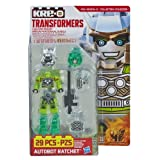Kre-O Transformer Custom Ratchet