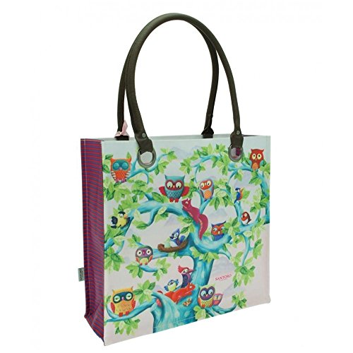 Grande rivestito Borsa Shopper - Wildwood di Santoro