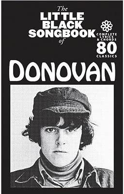 The Little Black Songbook Of Donovan. Partituras para Guitarra ...