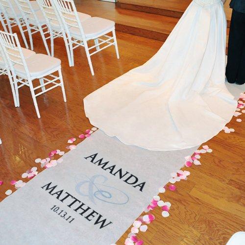 Decoration Concepts Cathys Table (Flourish Wedding Decorations Aisle Runner)