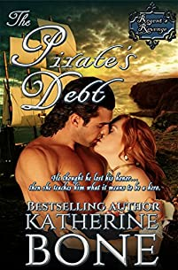 The Pirate's Debt by Katherine Bone ebook deal
