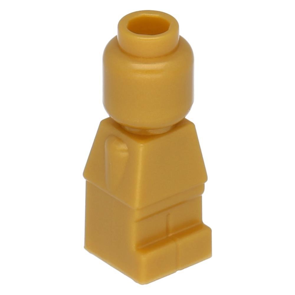 Lego Minifigure Beige Microfig Tan Microfig
