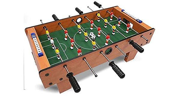 AK Table Top Football Game Calidad de escritorio de madera Junta ...