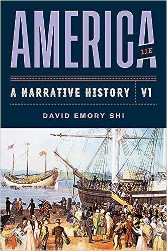 Amazon com: America: A Narrative History (Eleventh Edition
