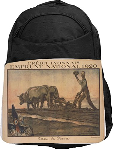 rikki-knight-ukbk-vintage-posters-art-credit-lyonnais-tech-backpack-padded-for-laptops-tablets-ideal