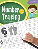 number tracing workbooks - Number Tracing Book for Preschoolers: Number tracing books for kids ages 3-5,Number tracing workbook,Number Writing Practice Book,Number Tracing Book. Learning the easy Maths for kids (Volume 2)