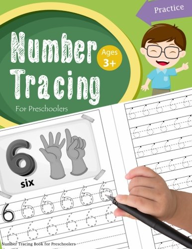 Top tracing numbers and letters book for 2020