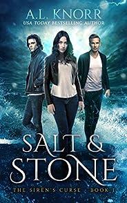 Salt & Stone: A Mermaid Fantasy (The Siren's Curse