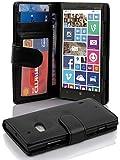 Cadorabo - Book Style wallet case for Nokia Lumia 900 in OXID-BLACK
