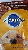 4- Pedigree Choice Cuts in Gravy Filet Mignon Flavor in Gravy (3.5 oz Each)