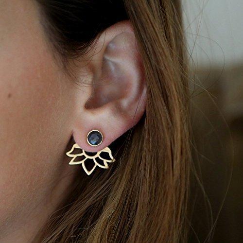 handmade-designer-ear-jackets-blue-sapphire-14k-gold-plated