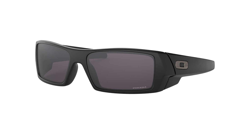 Amazon.com: Oakley Mens Sunglasses Black Matte/Grey - Non-Polarized - 60mm:  Clothing