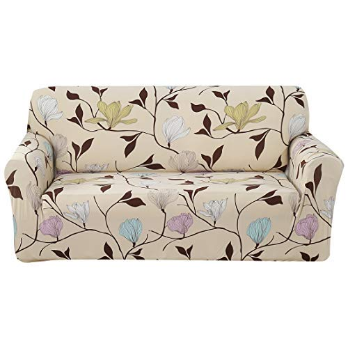 (FORCHEER Sofa Slipcover for 3 Cushion Couch Covers Stretch Living Room Furniture Pets Protector 1PC (Sofa, Pattern #MO))