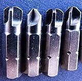 10 Pack No #10 TORQ-SET Screwdriver Insert Bit