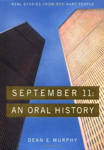 Download September 11: An Oral History ebook