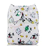 Best Baby Einstein Baby Swing And Bouncers - Baby One Size Adjustable Cloth Diapers Cover Reusable Review