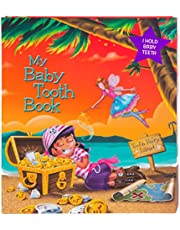 Baby Tooth Album - Tooth Fairy Pirate Collection - Girl