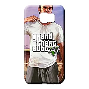 samsung galaxy s6 edge Eco Package Unique fashion mobile phone carrying skins gta 5 trevor cut throat