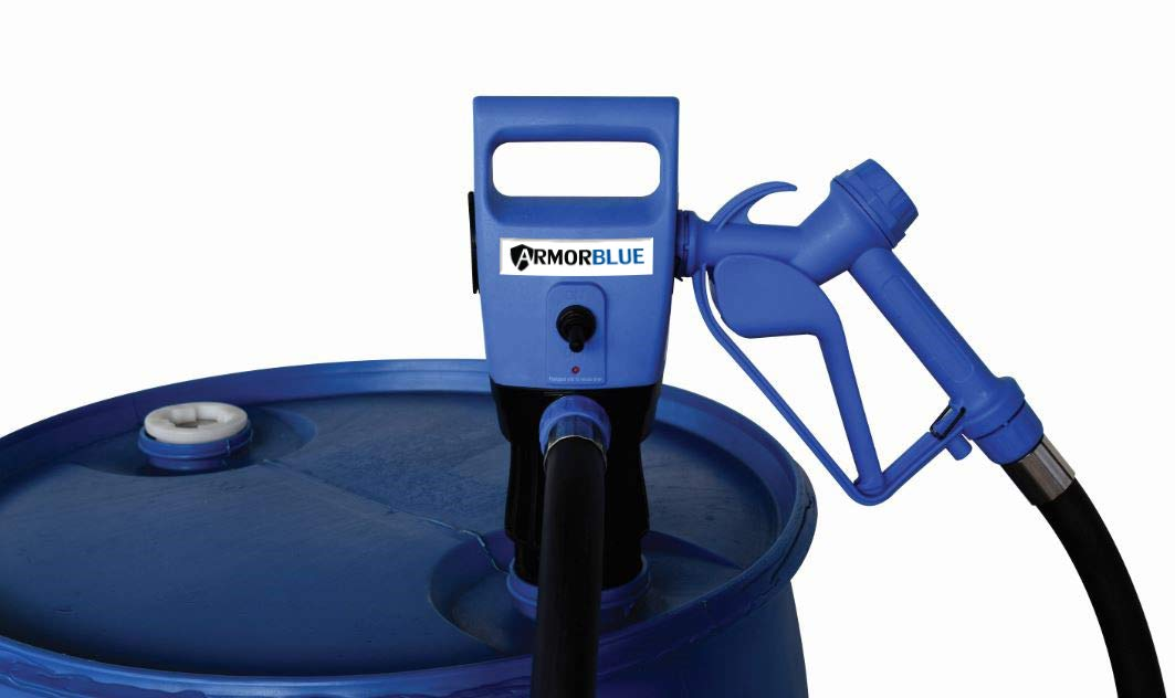 ArmorBlue TED1 Drum Pump, 115V / 12V by ArmorBlue