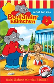 Benjamin Blümchen als Reporter
