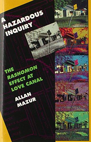 A Hazardous Inquiry: The Rashomon Effect at Love Canal
